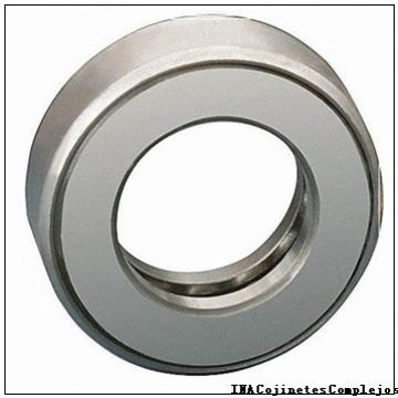 20 mm x 37 mm x 23 mm  INA NKIA5904 Cojinetes Complejos